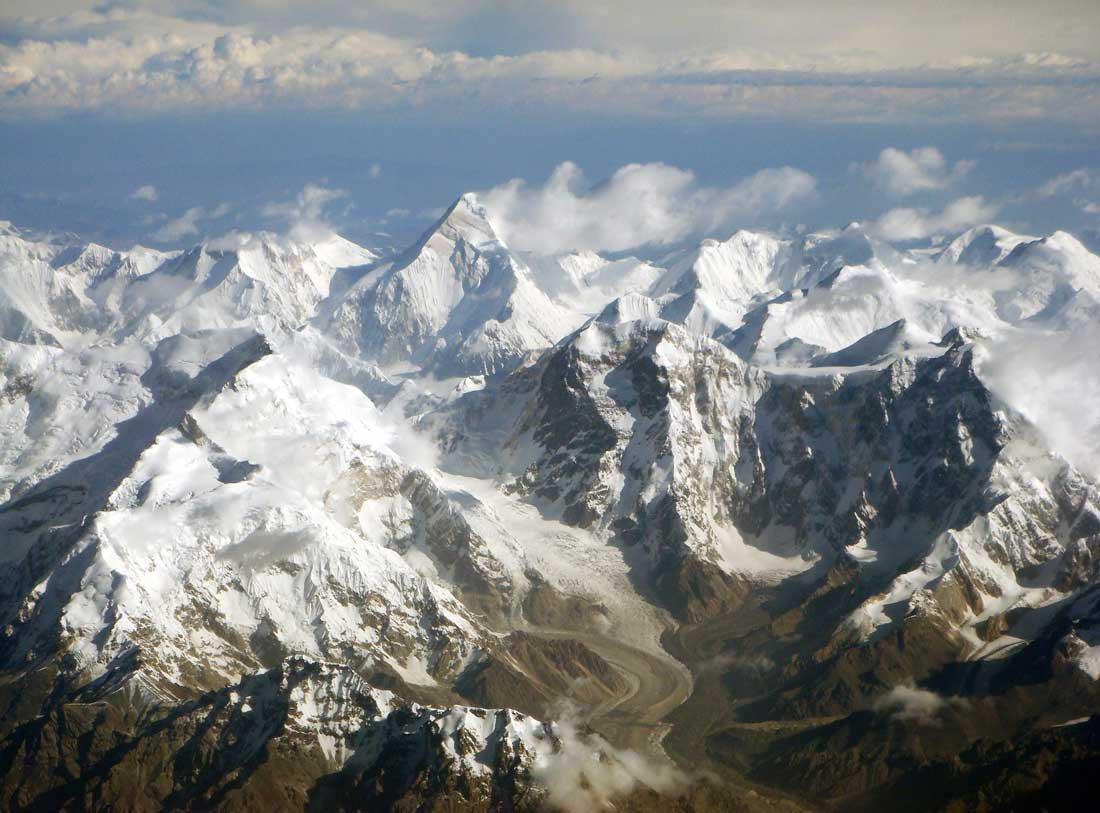 Central Tian Shan Mountains © Chen Zhao