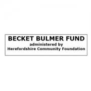 Becket Bulmer Fund managed by Herefordshire Community Foundation