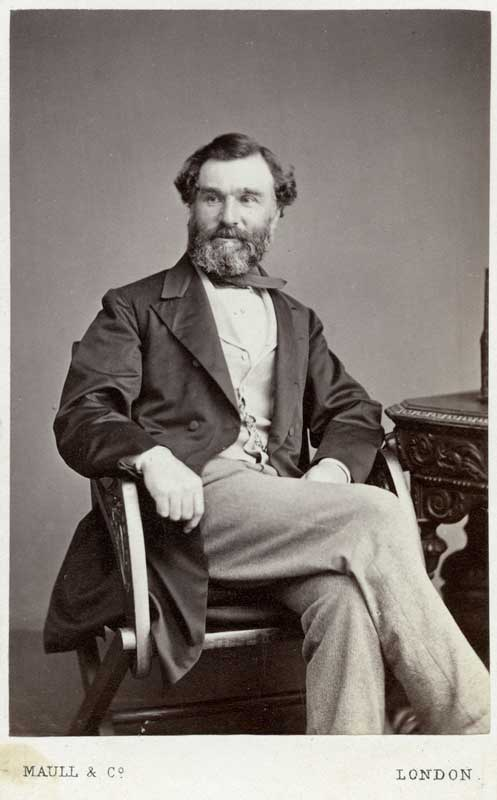 Dr Robert Hogg 1886 © RHS Lindley Collections